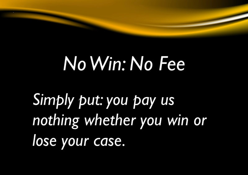 No win No fee Liverpool solicitors
